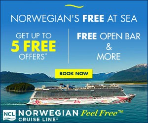 Norwegian Cruise Line - Big box (Newsletter) - Nov 5