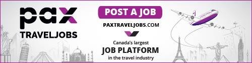 PAX Travel Jobs - Standard banner  (newsletter) October 28 2019 clone