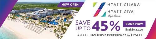 Playa Resorts - Standard banner (newsletter) -January 6 2020