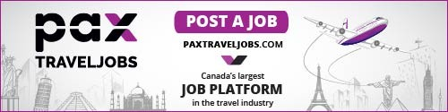 PAX Travel Jobs - Standard banner  (newsletter) October 28 2019 clone