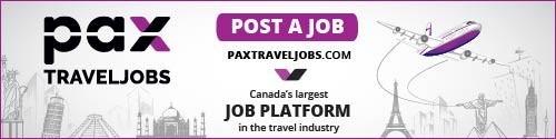 PAX Travel Jobs - Standard banner  (newsletter) Feb 10 2020