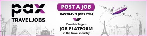 PAX Travel Jobs - Standard banner  (newsletter) Feb 10 2020