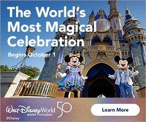Disney - Big box (Newsletter) - Sep 6-12 2021 WDW