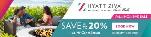 Playa Resorts - Standard banner (newsletter) - Sept 20-26 2021 Hyatt Ziva Rose