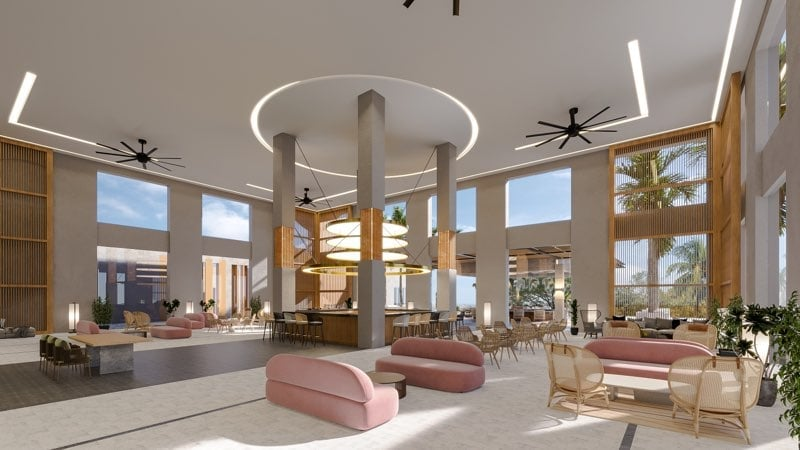 Hyatt Ziva Riviera Cancun will offer experiences to travellers of all ages. (Hyatt Hotels)