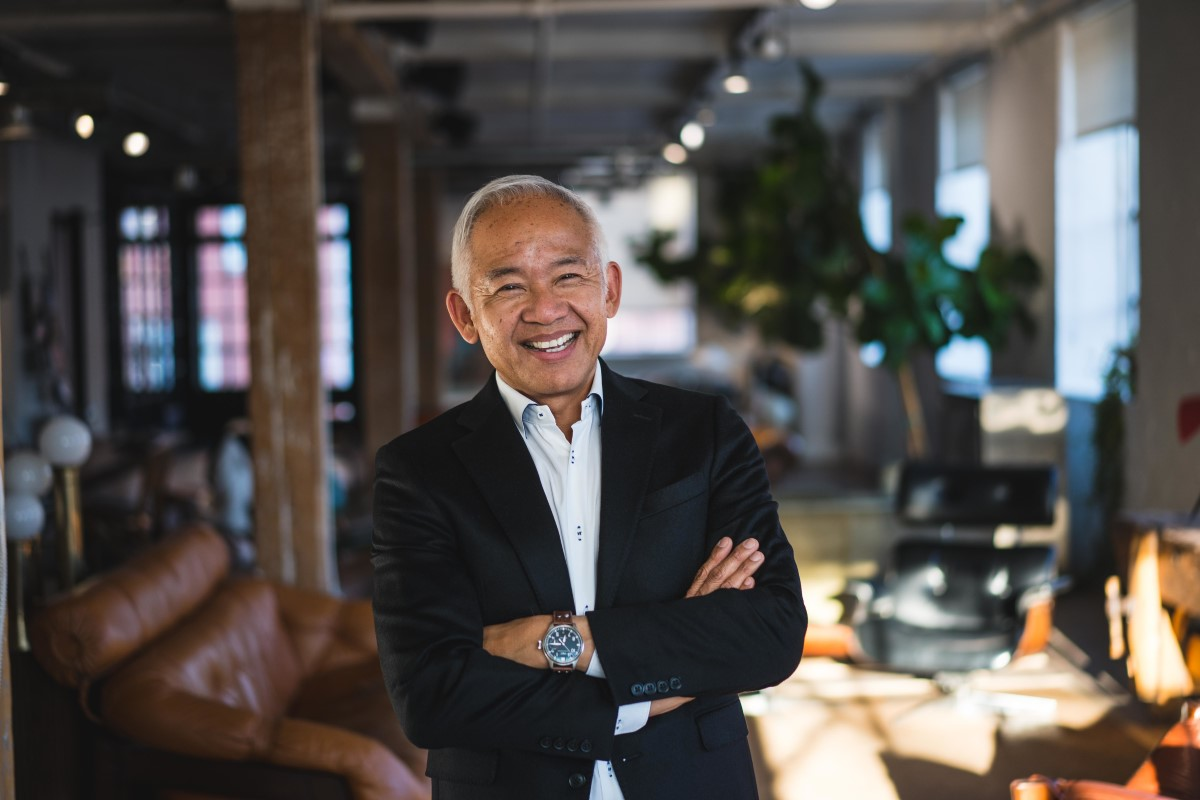 TPI Founder & Chairman Morris Chia (photo by Geoff Fitzgerald)