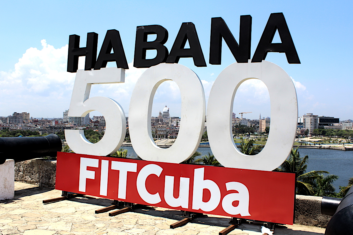 CELEBRATION. This year's FITCuba conference unfolded as Havana celebrated its 500th anniversary.