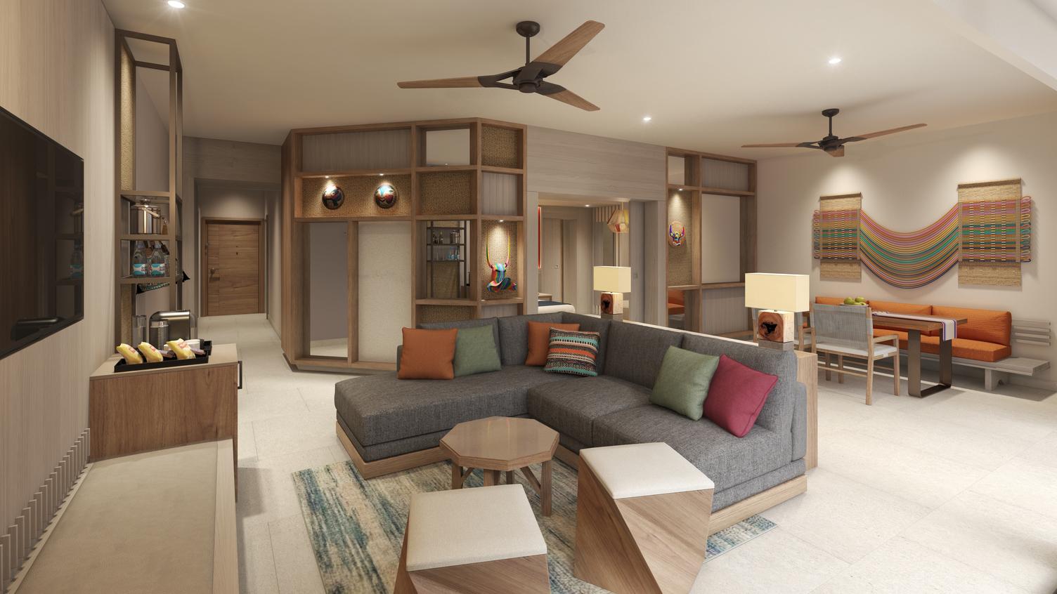 Hyatt Zilara Master Suite