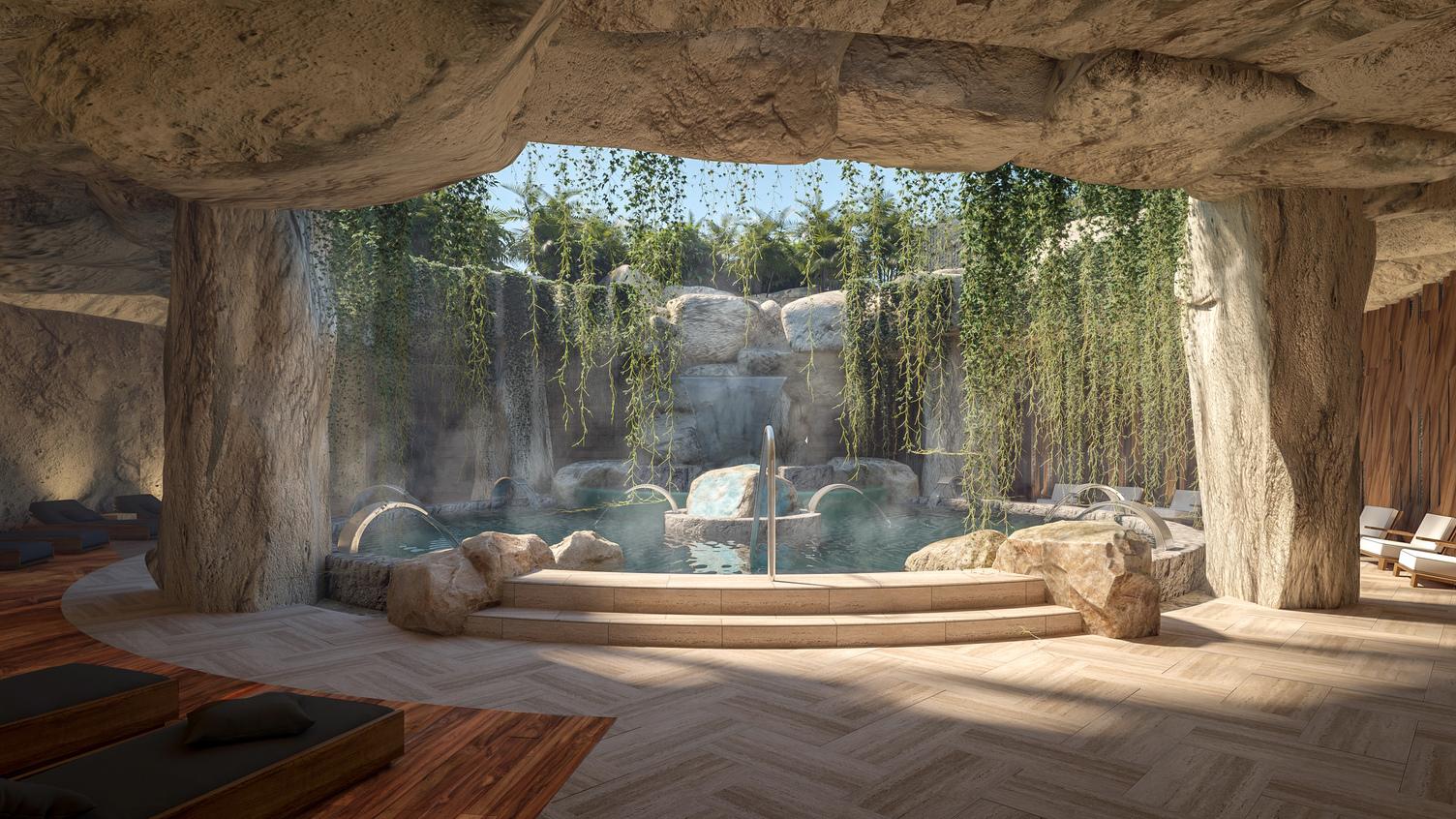 Hyatt Ziva/Zilara Hydrotherapy Spa