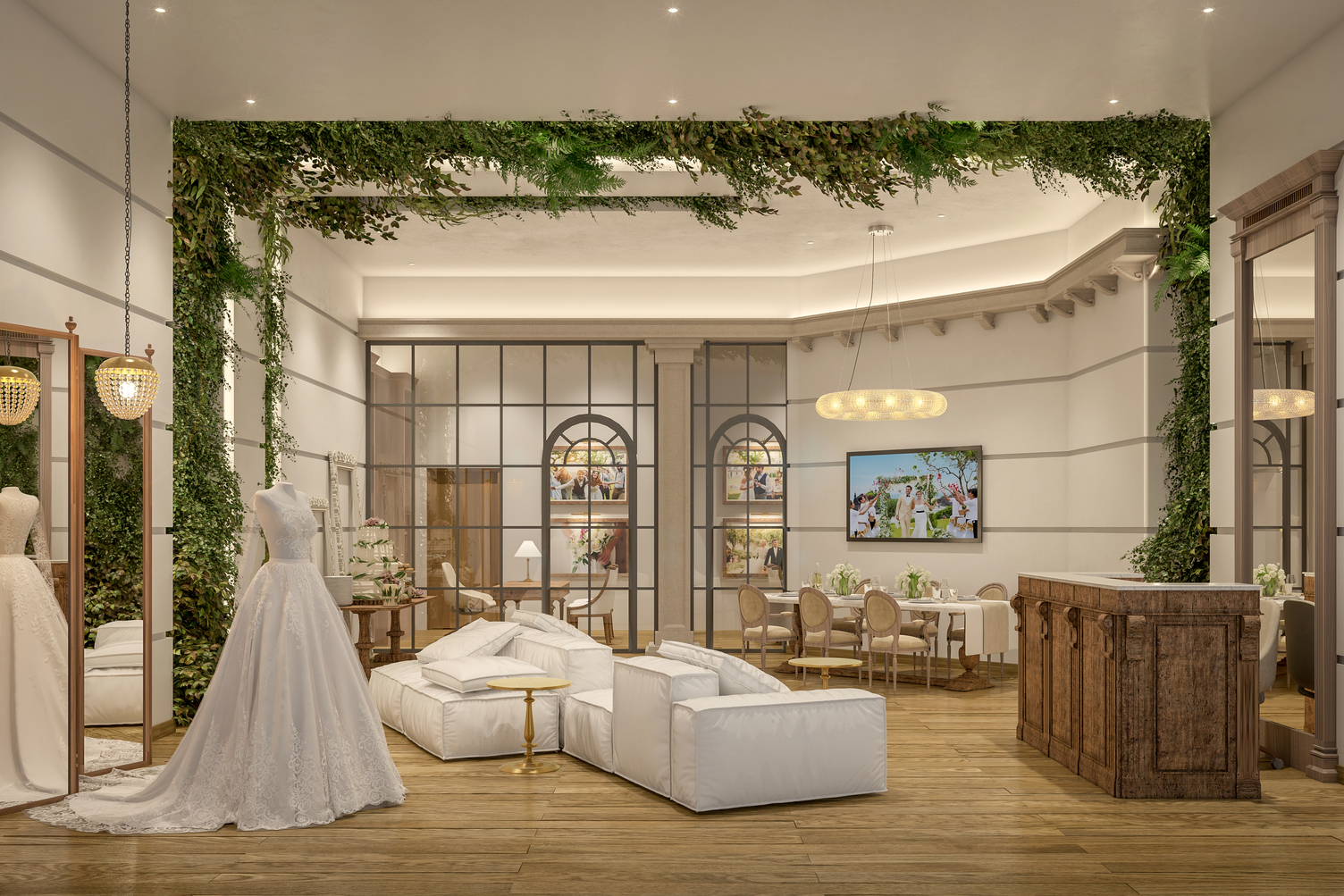 Hyatt Ziva/Zilara Wedding Sales Office