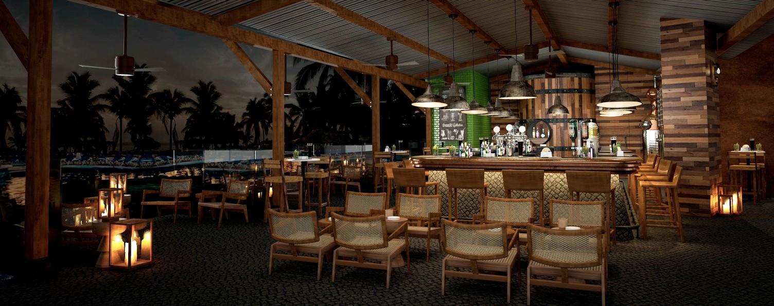 Hyatt Ziva Rum Bar