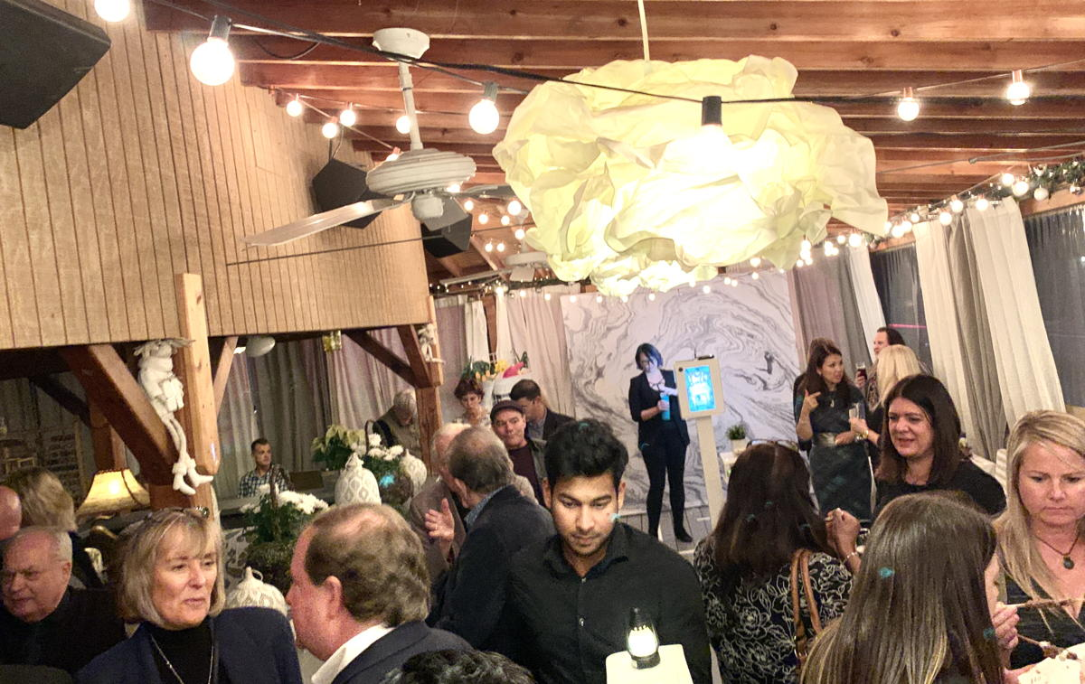 MIX AND MINGLE. Club Med hosted its 2019/2020 seasonal launch at The Fifth Social Club in Toronto.
