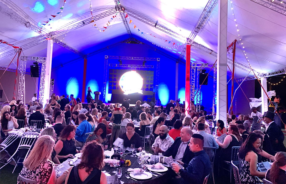 More than 120 top-producing travel agents, from both Canada and the United States, attended this year's Spotlight Awards.
