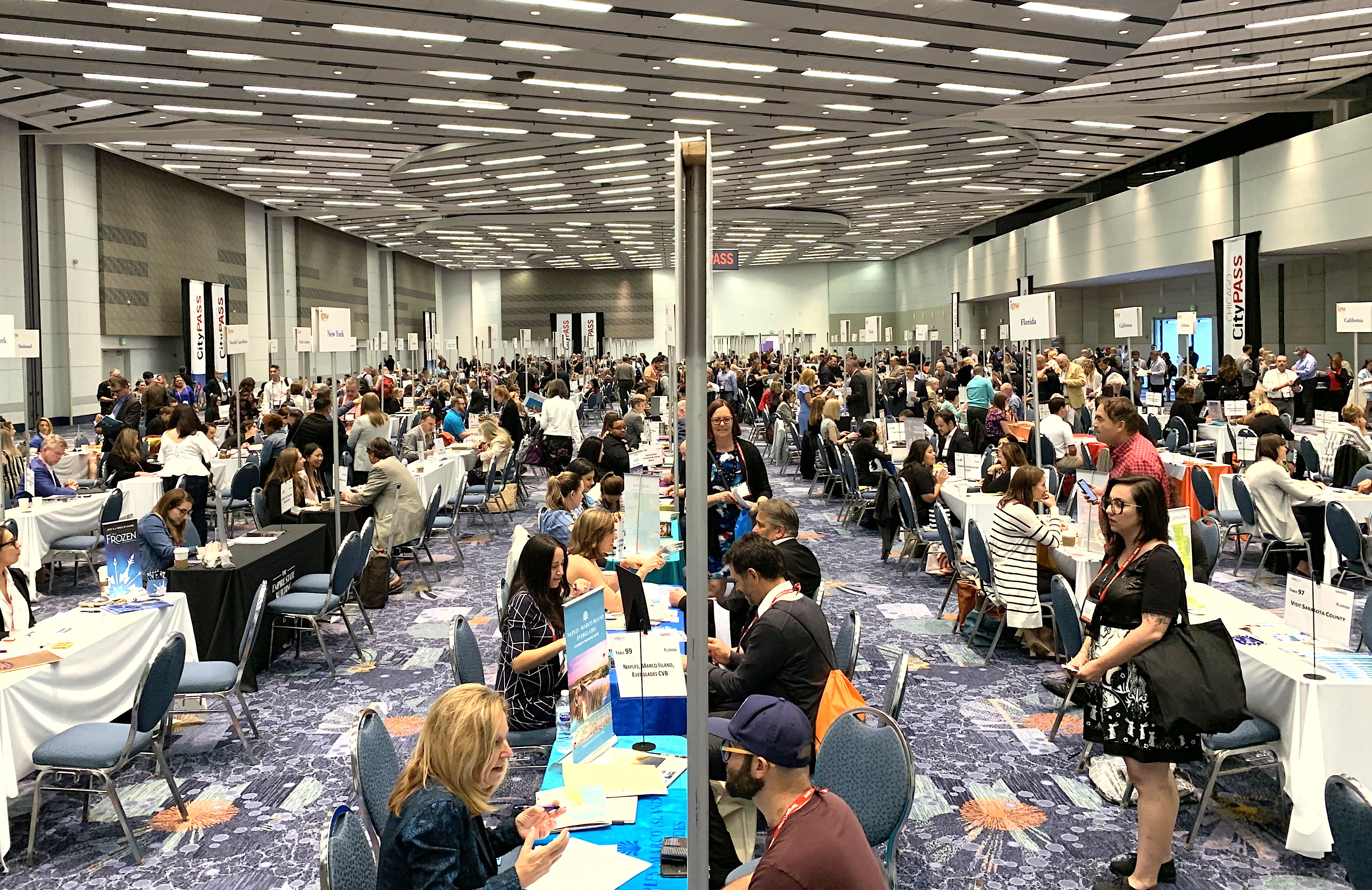 MEDIA MARKETPLACE. IPW connects exhibitors with thousands of travel buyers and media from more than 70 countries.