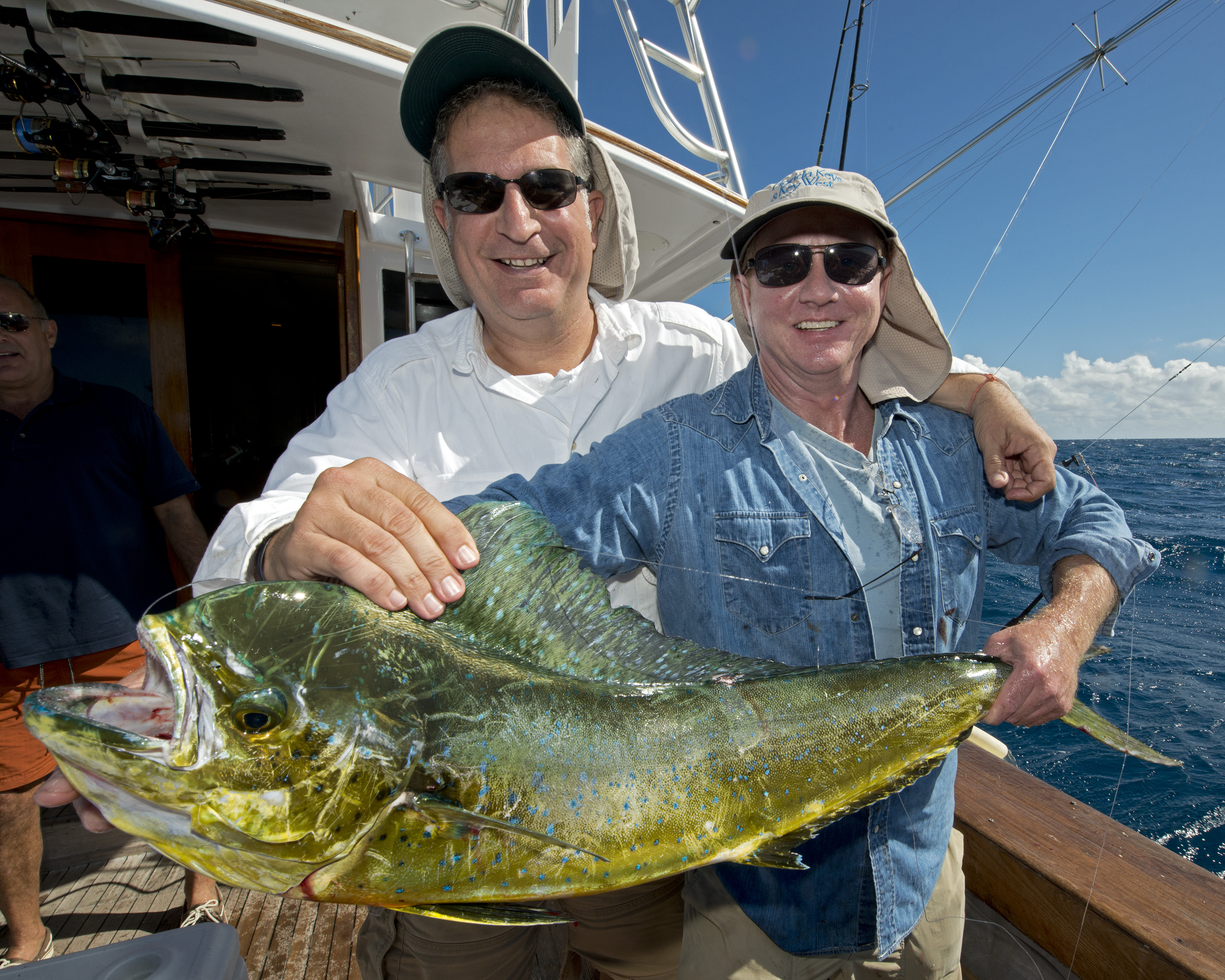 Have clients who love to fish? Islamorada is the place to be (photo credit: Andy Newman/Florida Keys News Bureau)