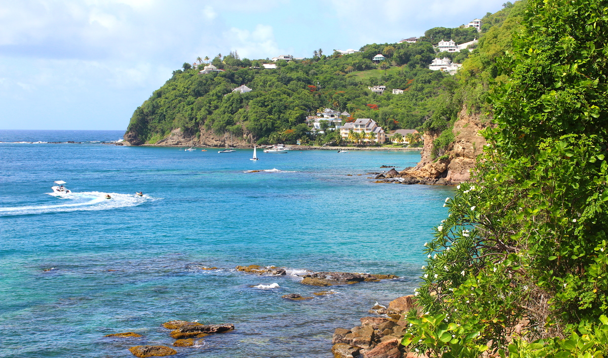 PICTURE PERFECT. Saint Lucia is in the midst of unrolling major tourism upgrades to meet market demands.