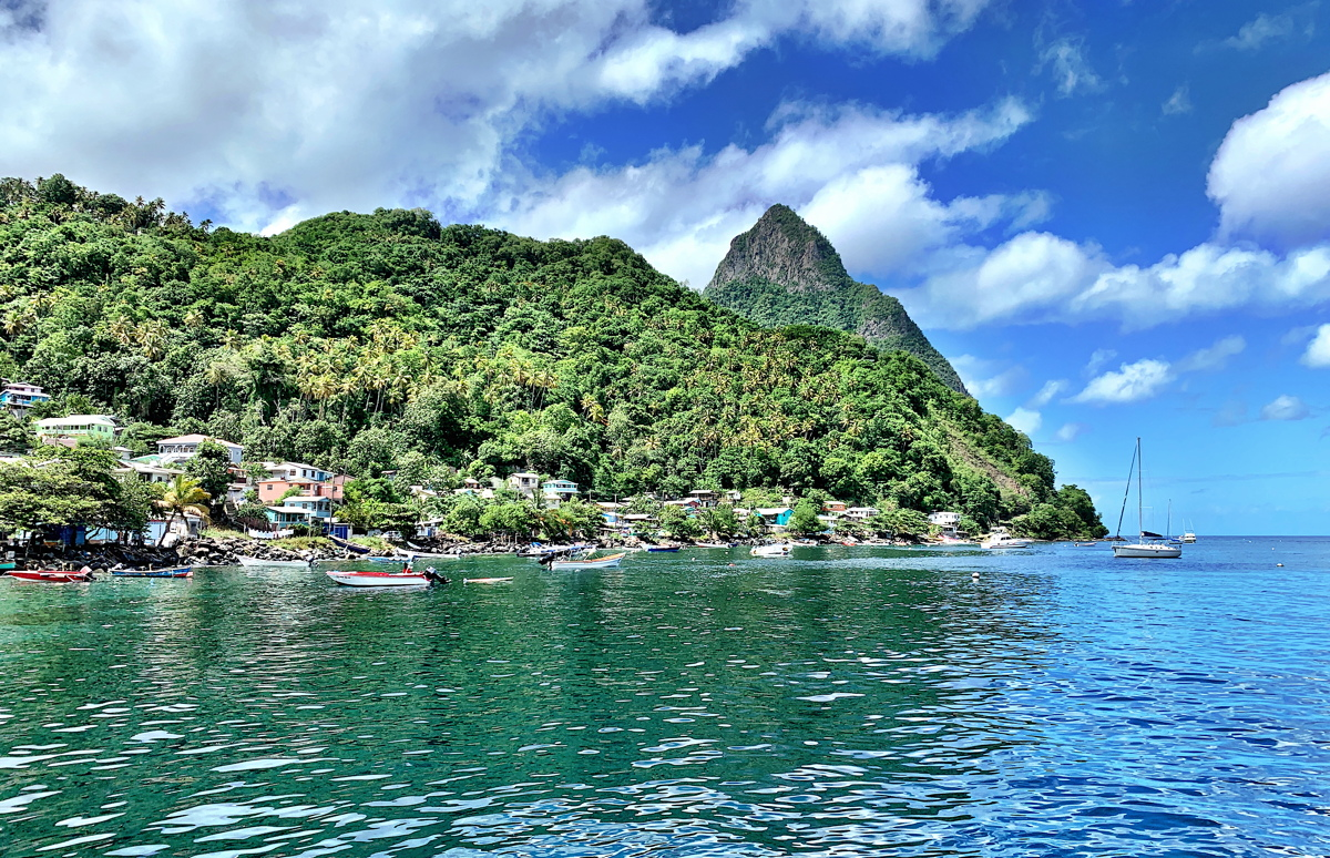 Saint Lucia's Village Tourism initiative aims to develop local communities into tourism destinations by showcasing their culture, heritage and history.
