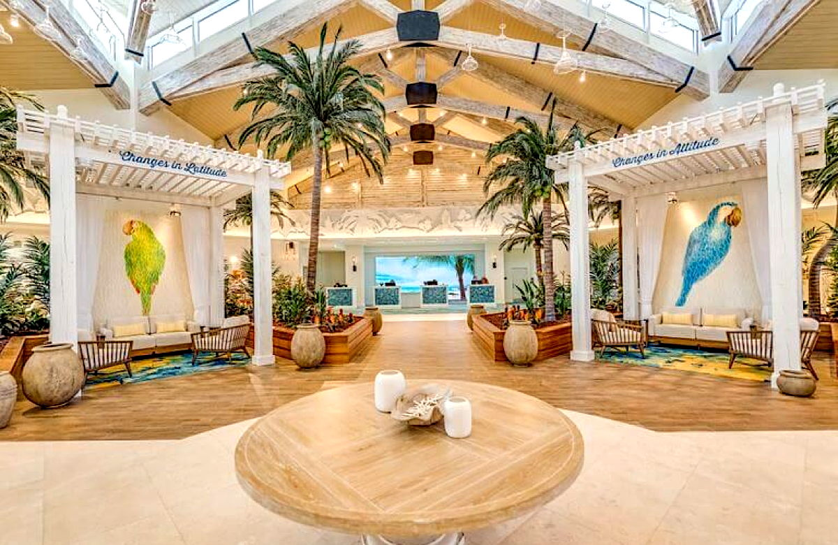 The region's new Margaritaville Resort offers 184 rooms and private residences known as the Margaritaville Cottages. Photo: margaritavilleresortorlando.com