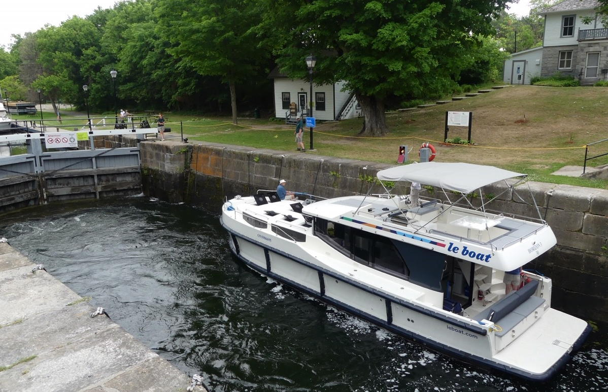 A Le Boat self-drive charter can be an appealing option for an Ontario staycation. (Ming Tappin)