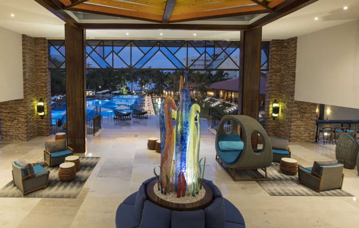 "STEP INSIDE. ""The resort is filled with activities for the spirited traveller,"" Brian Joseph told PAX"