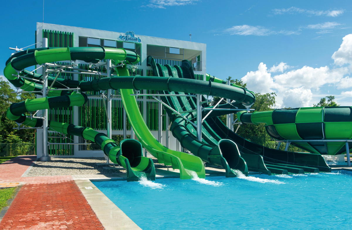 Splash Water World. (Supplied)