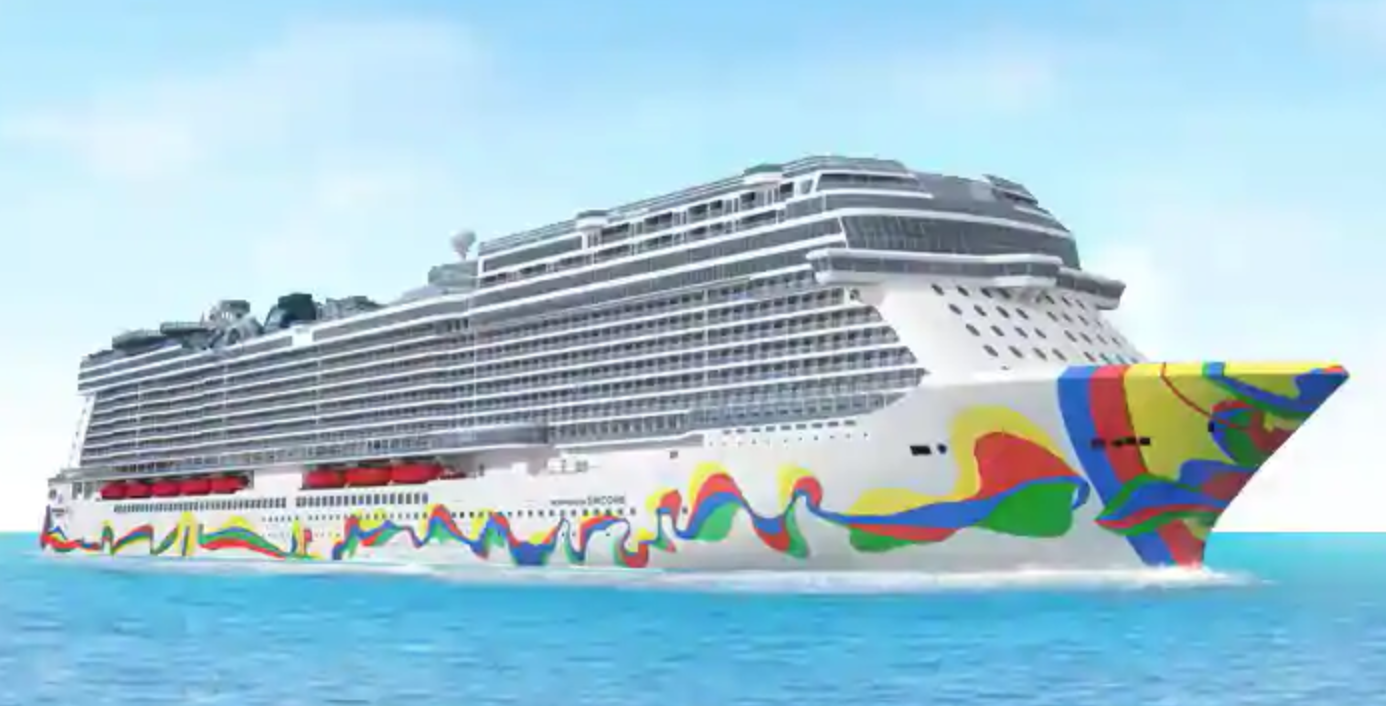 The Norwegian Encore will be out this November. Photo: NCL