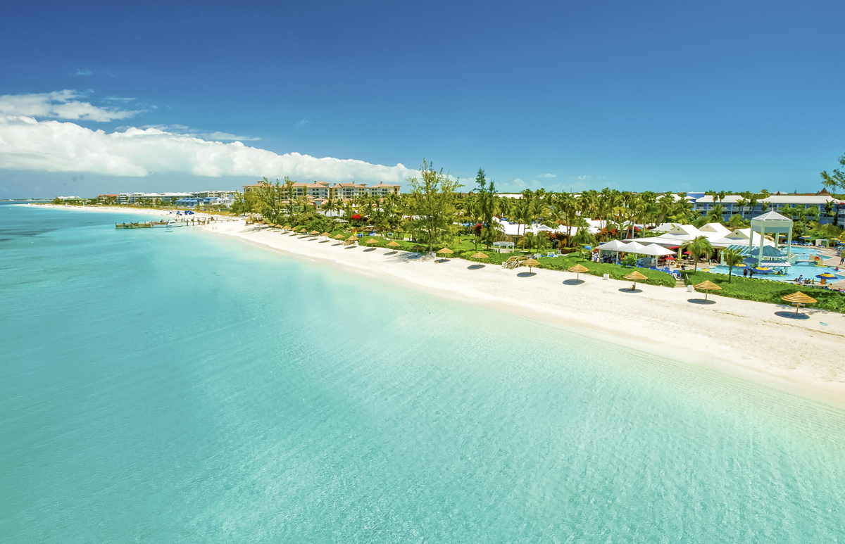 Beaches Turks and Caicos. Courtesy of Sandals Resorts.