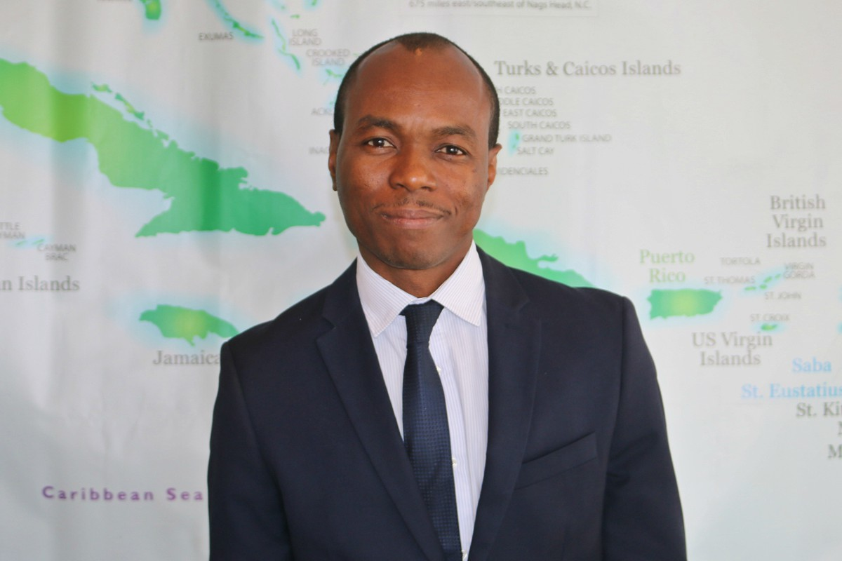 Dominic Fedee, Chair of the CTO and Minister of Tourism, Saint Lucia
