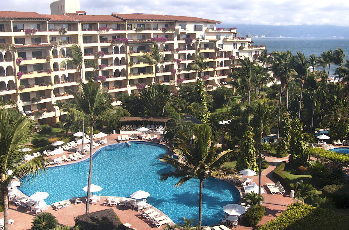 Velas Vallarta in Puerto Vallarta was originally built as a condo complex 30 years ago. (Velas Resorts)