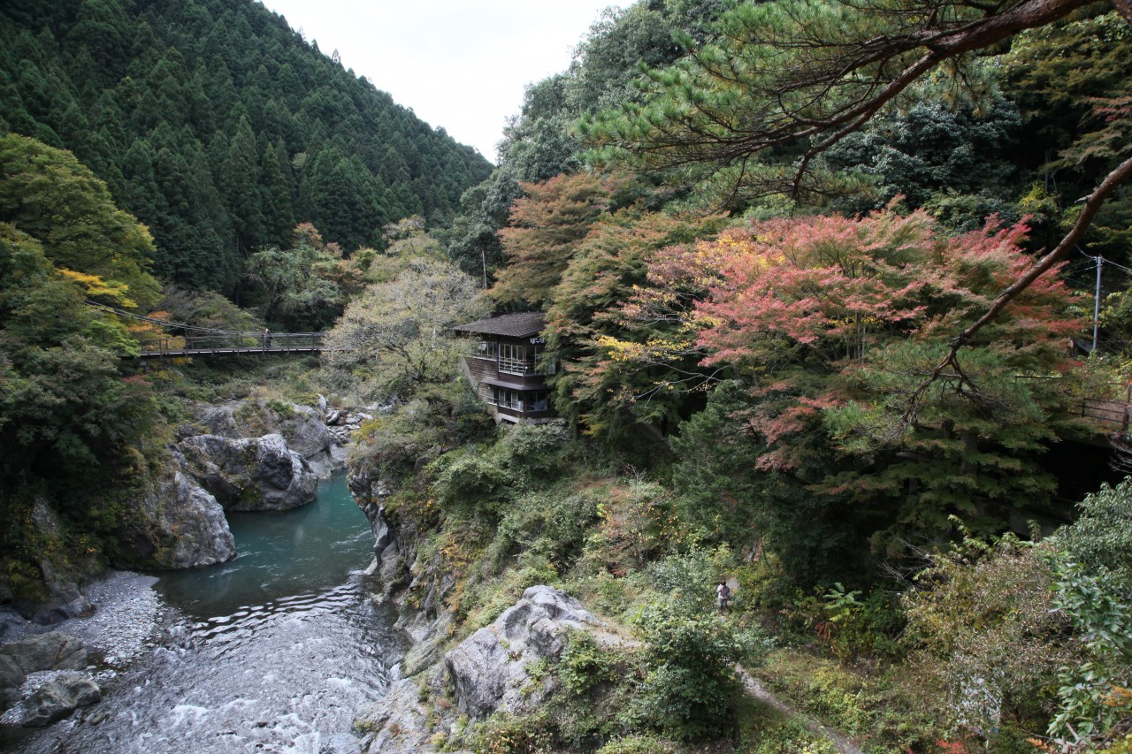 The landscape of Okutama (photo credit: Yasufumi Nishi/©JNTO)