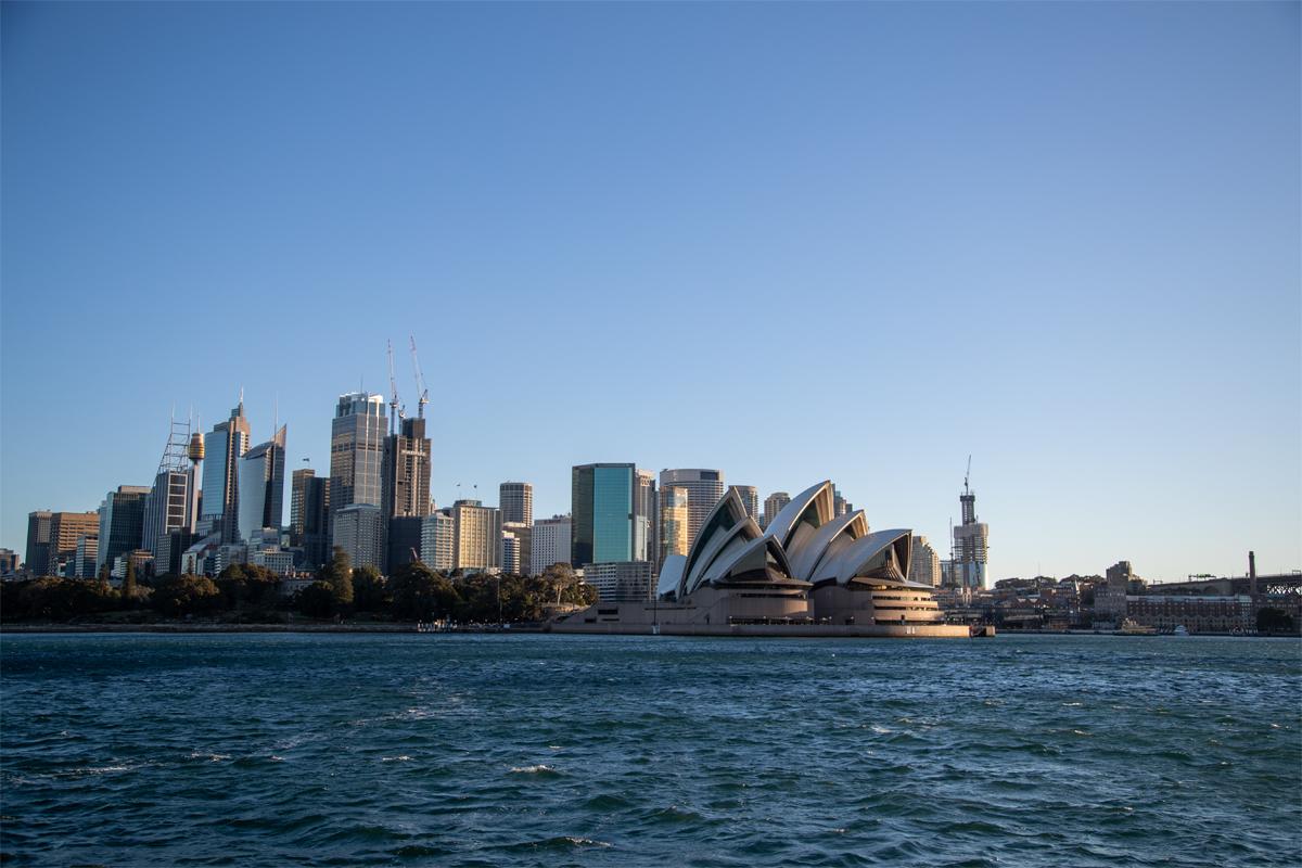 Sydney Opera House. Photo: Tourism Australia