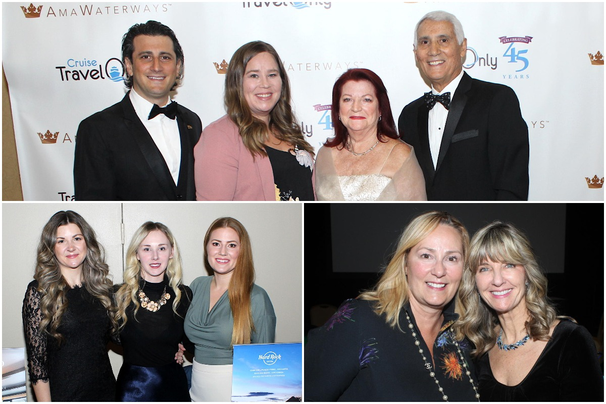 Top (L-R): Gregory Luciani, Shannon Smith, Ann and Patrick Luciani; (bottom right, L-R), Lisa Connell, Brenda Lynne Yeomans; (bottom left, L-R); Stacey Niemi, Jasmine Grant, Sarah Smith