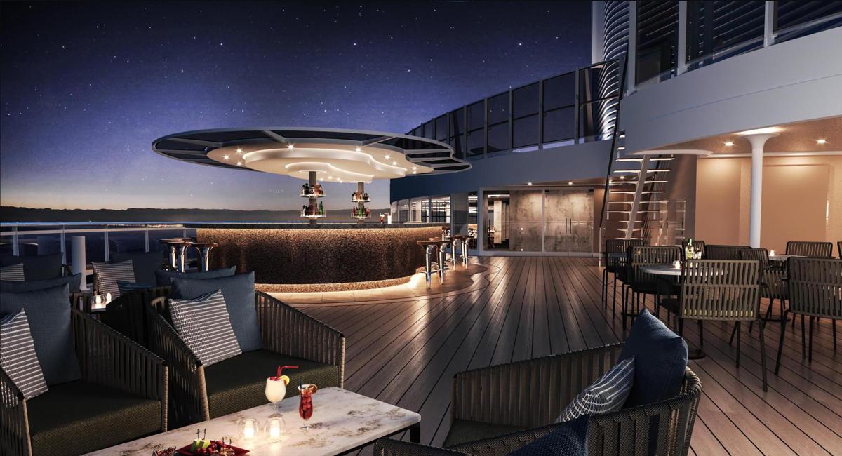 The Sky Bar. (MSC)