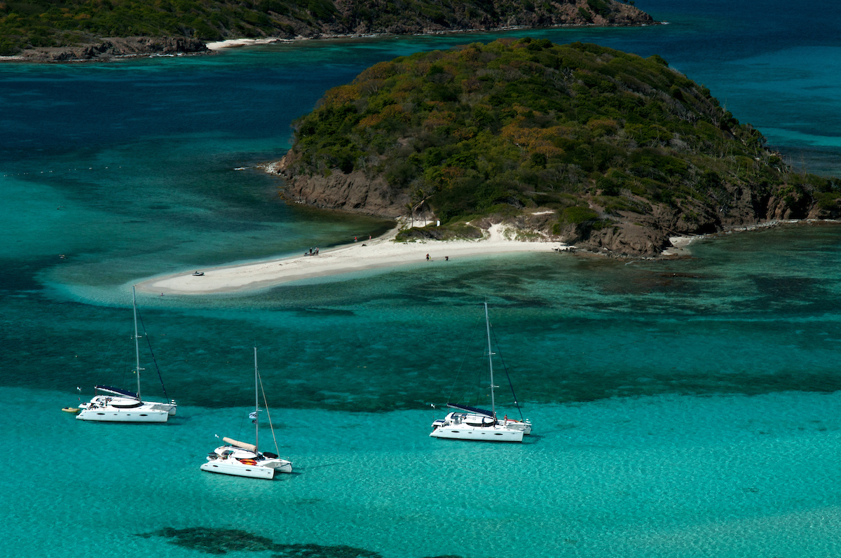 St Vincent and the Grenadines has more than 32 islands and cays for Canadians to explore