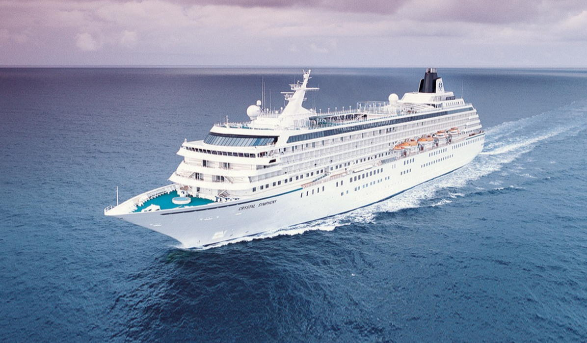 Crystal Symphony will sail a series of 15 10-night Luxury Caribbean Escapes round-trip from St. John's.