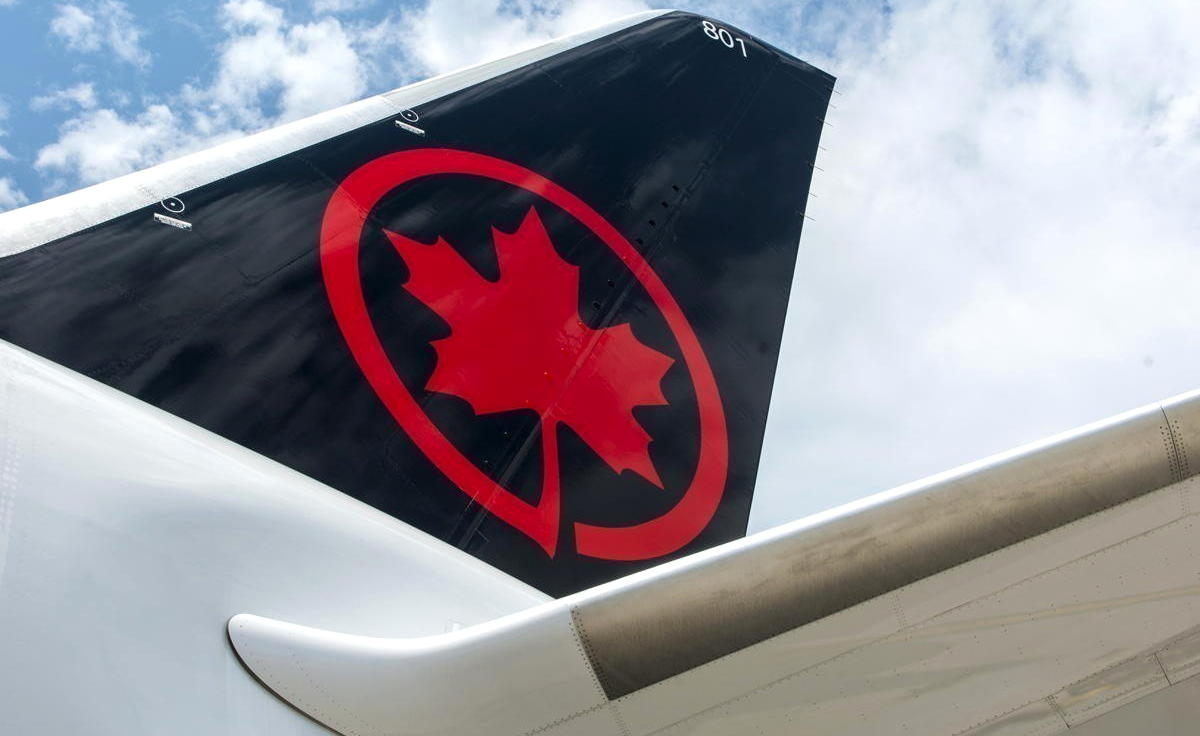Air Canada is now offering vouchers with no expiry date. (File photo)