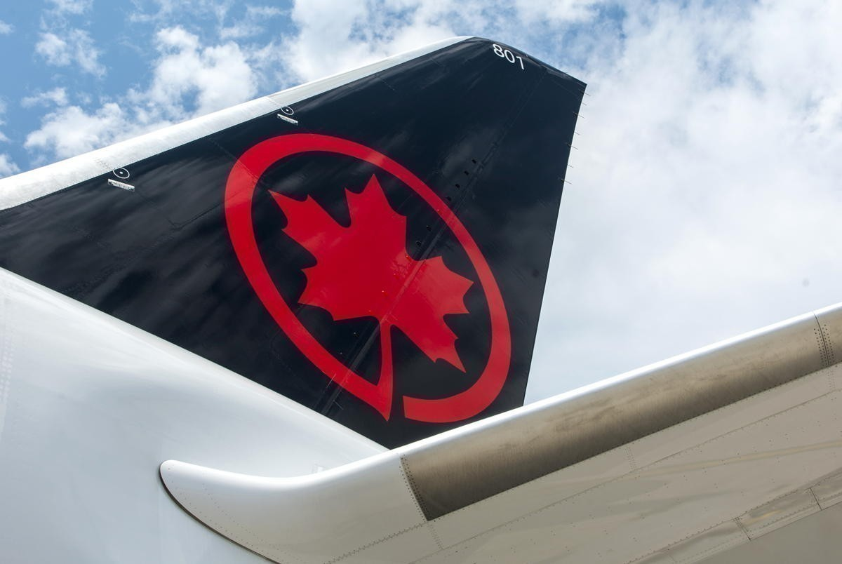 Capacity in the first quarter of 2021 will be about 20 per cent of what Air Canada operated in the first quarter of 2019.