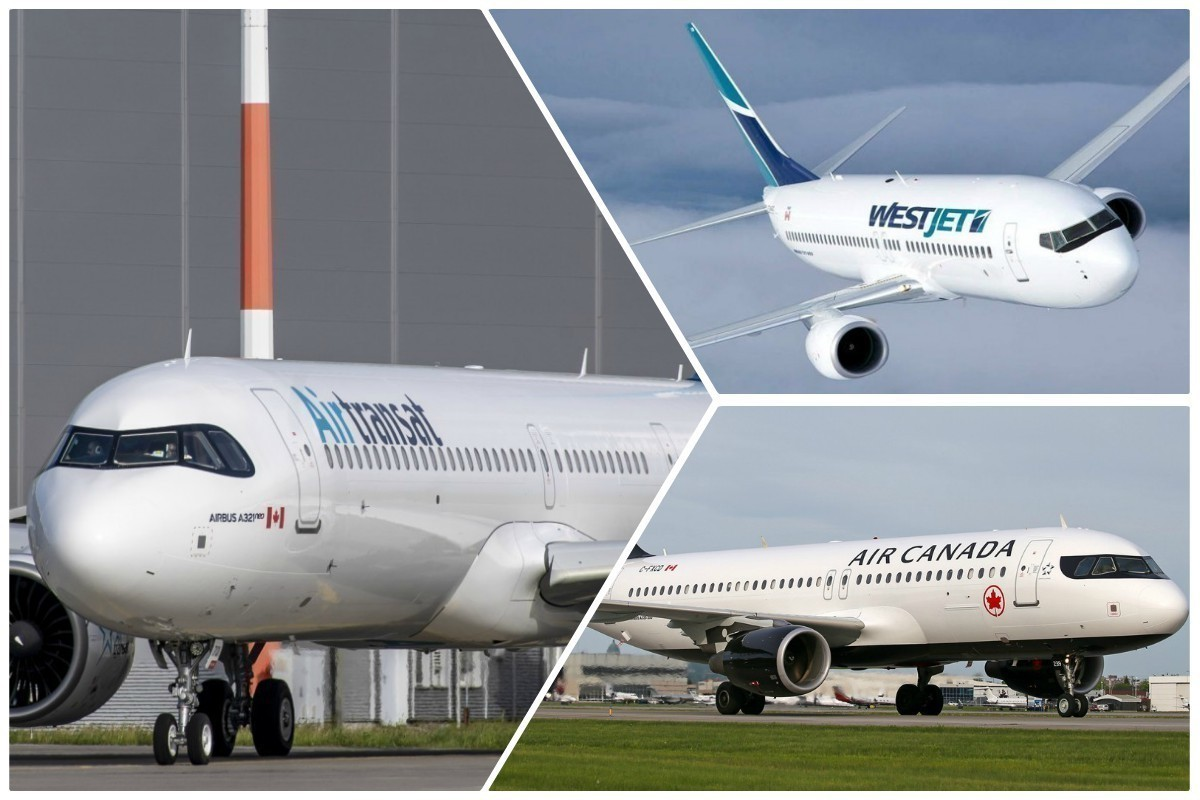 The National Airlines Council of Canada (NACC) represents the country's largest carriers, including Air Canada, WestJet and Air Transat.