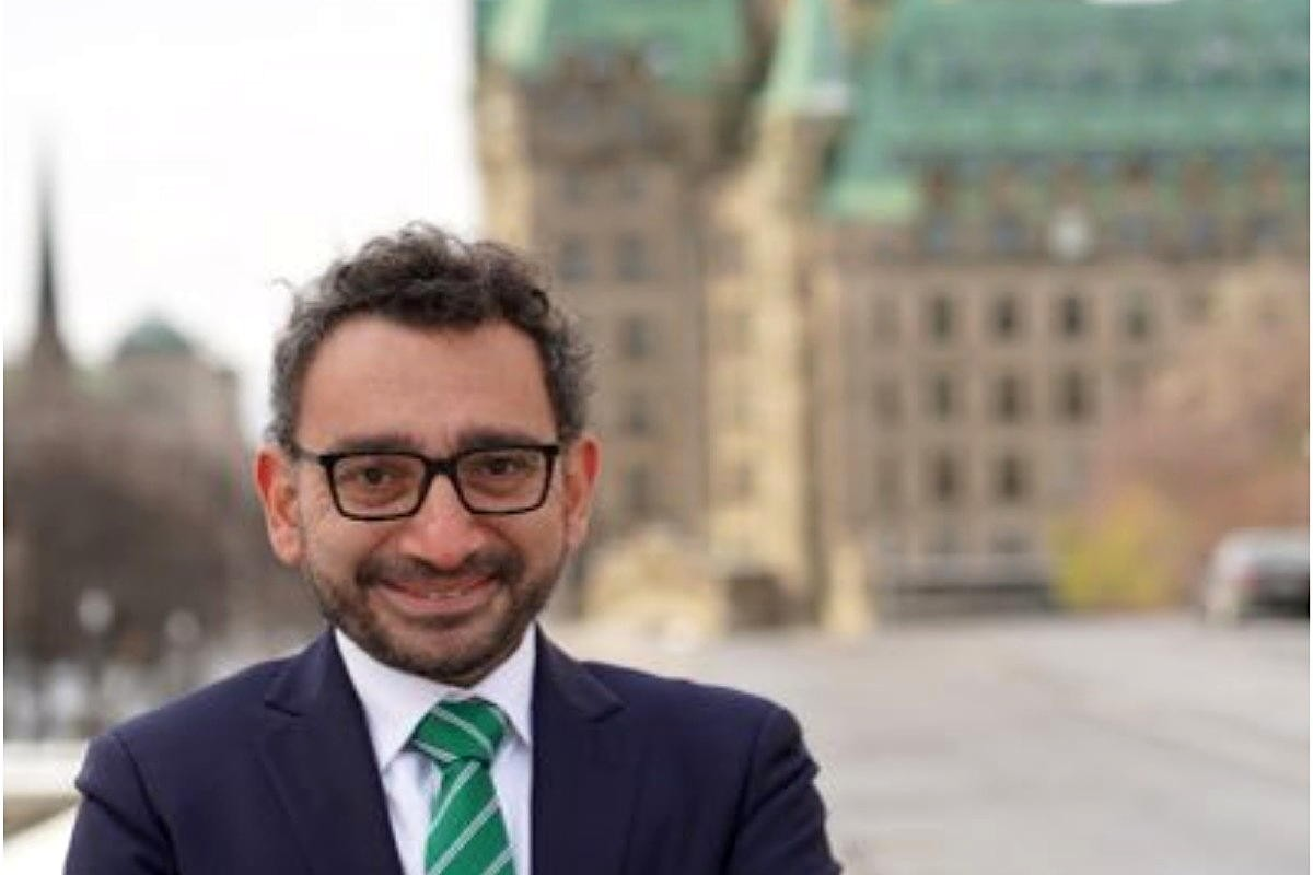 Minister of Transport Omar Alghabra.
