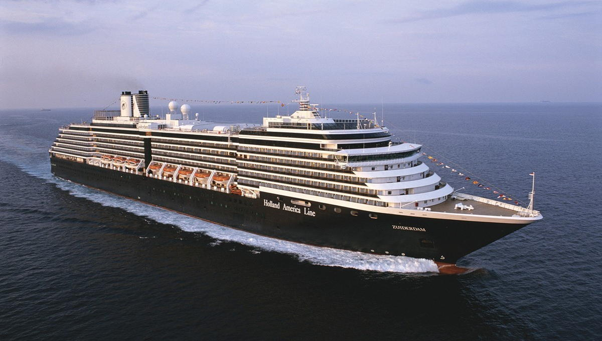 Holland America Line is extending its suspension in Europe until June 30. (HAL)