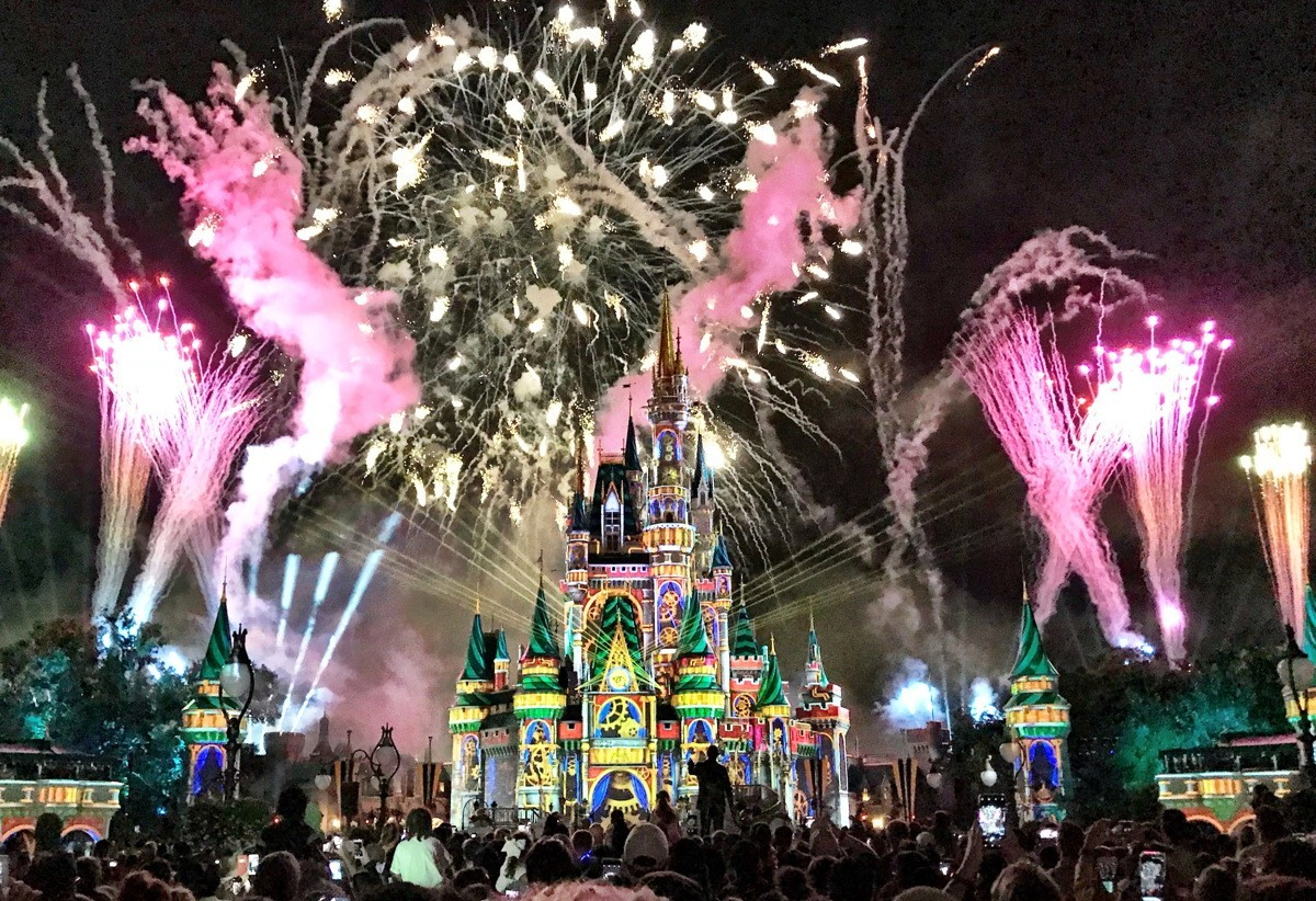 Disney has temporarily suspended park activities that create large crowds. (Pax Global Media/Michael Pihach)
