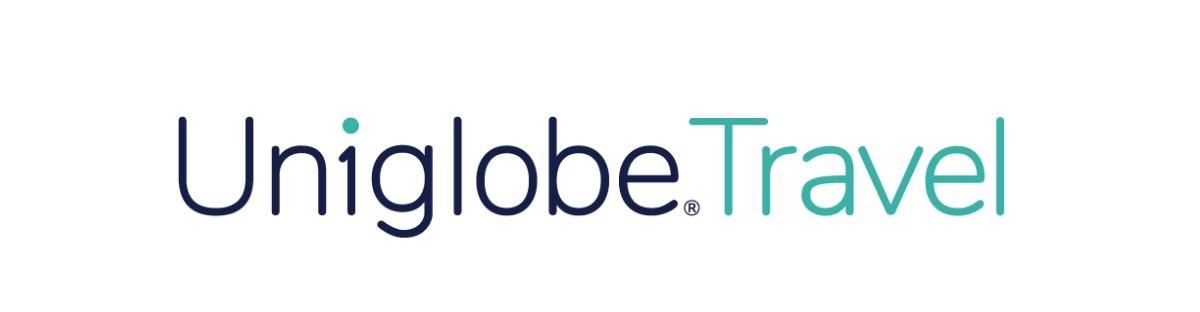Uniglobe's rebranded logo