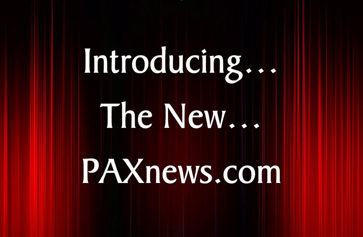 A new look for PAX!