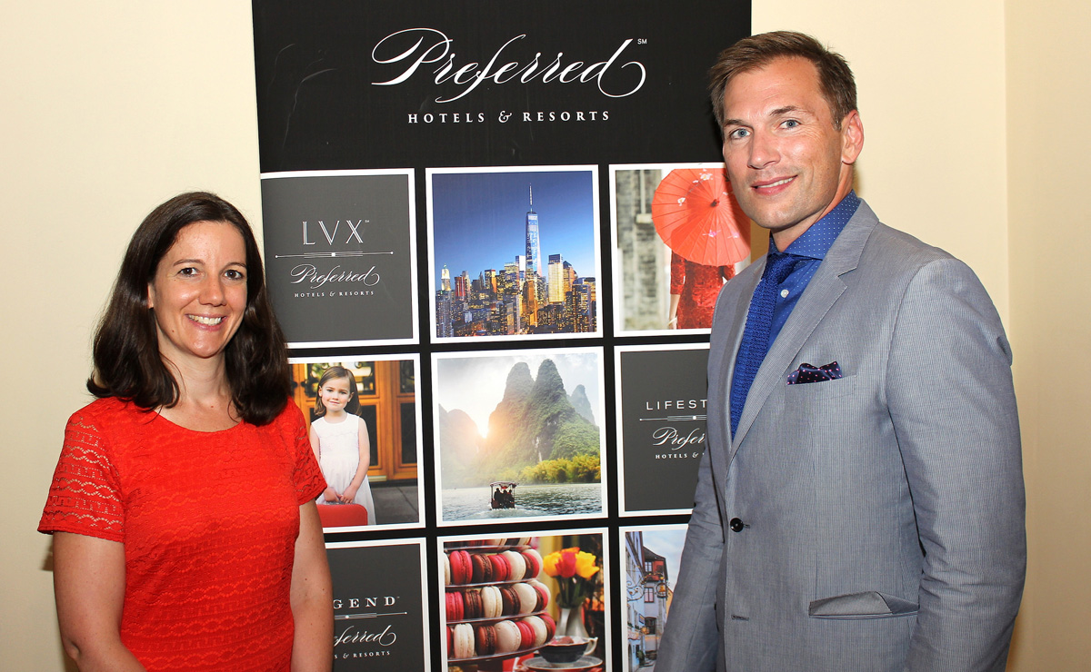 Preferred Hotels & Resorts hosts summer showcase