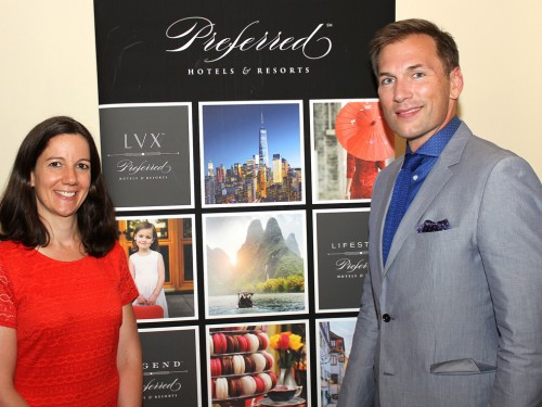 Preferred Hotels & Resorts hosts summer showcase