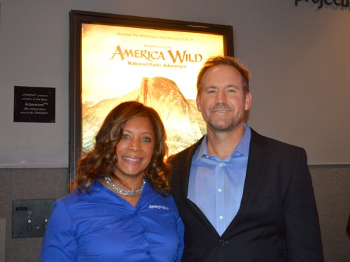 Brand USA shows its Wild side at film premiere