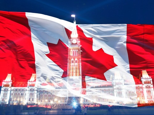 Canadians love travelling in Canada: poll