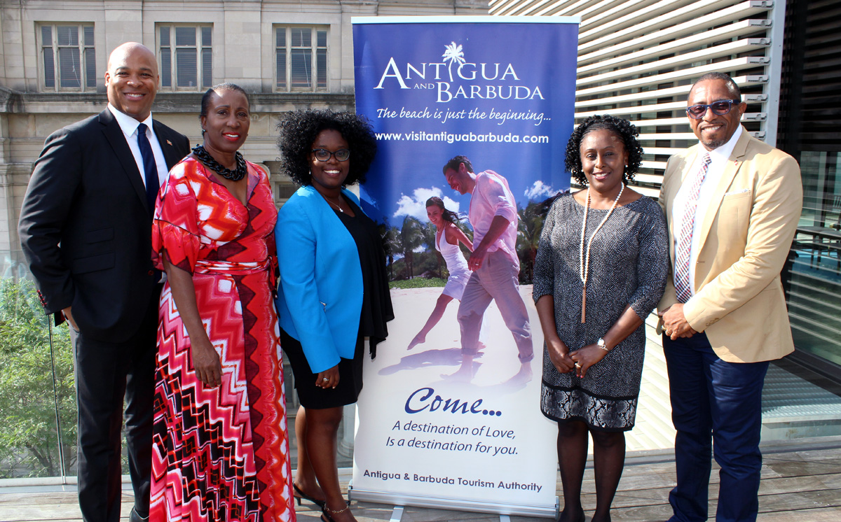 Antigua & Barbuda unveils new places & faces