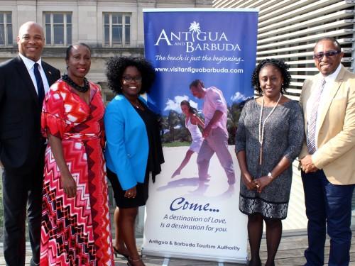 Antigua & Barbuda unveils new places & faces