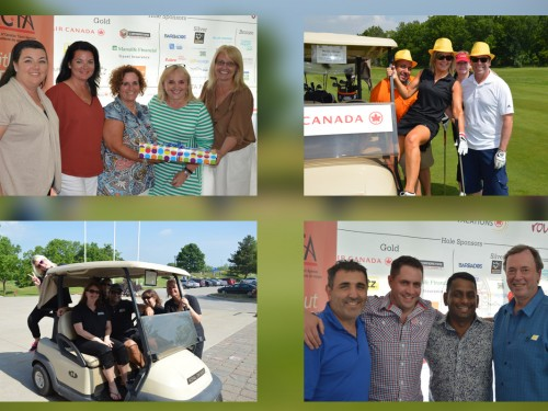 ACTA welcomes trade to 2016 golf tournament